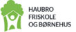 Haubro Friskole Logo